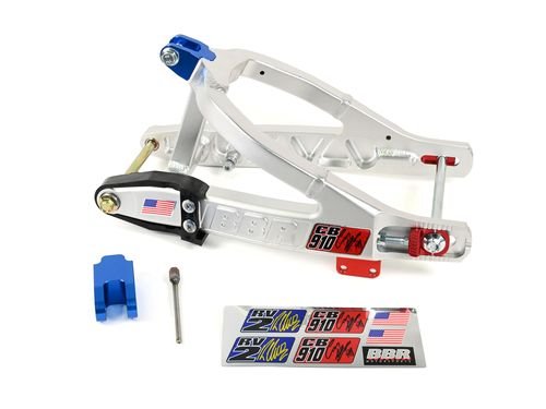 Stock Comp Signature KLX110 Aluminum Swingarm