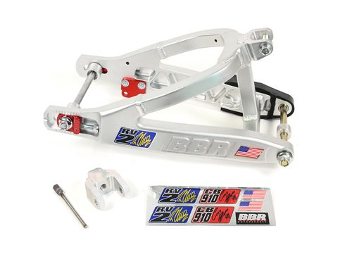 Stock Comp Signature TTR110 Aluminum Swingarm
