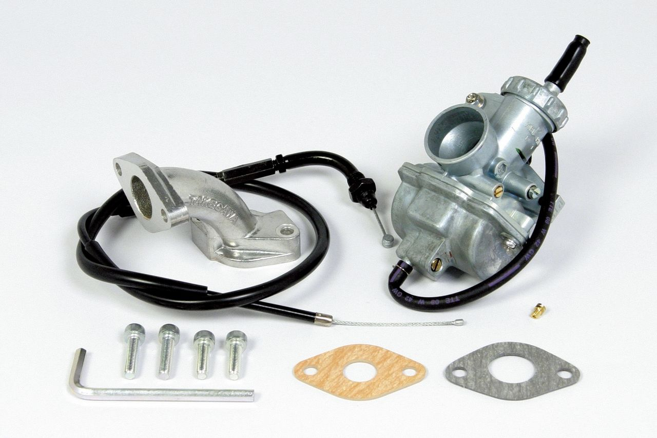 Takegawa Carb Kit and Manifold