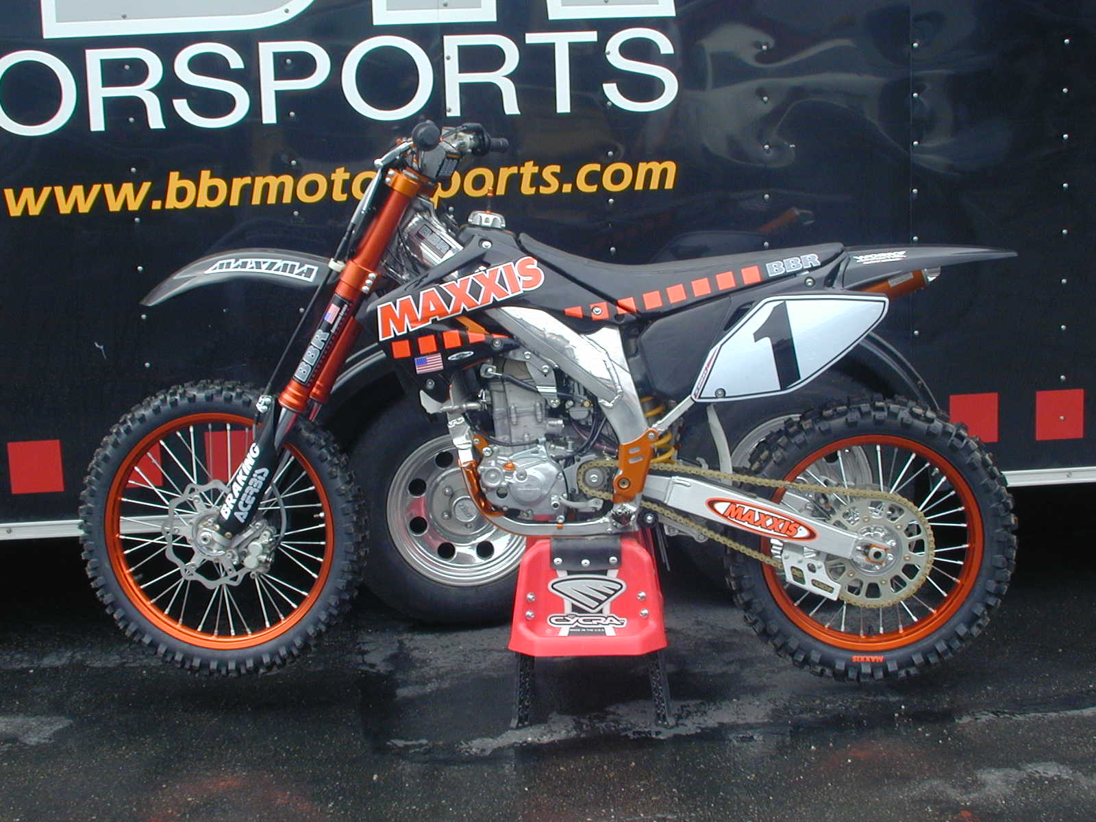 Maxxis Tires CRF450R